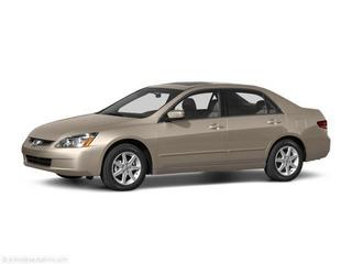 Honda Accord Sdn EX 4dr Sedan 2004