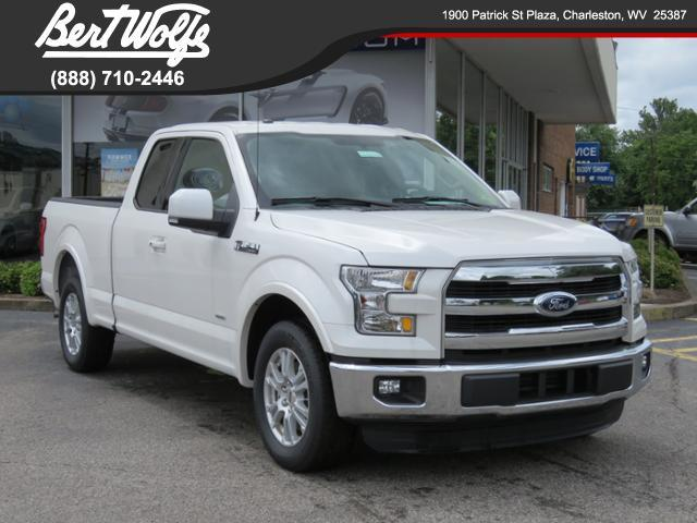 Ford F-150 2WD Supercab 2016