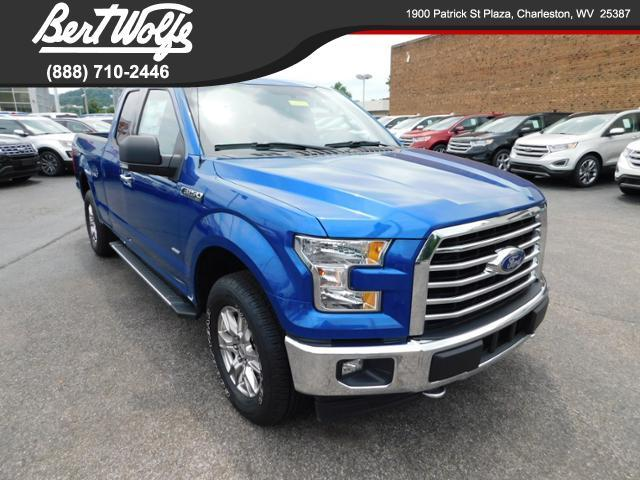 Ford F-150 4WD Supercab 6.5 Box 2017