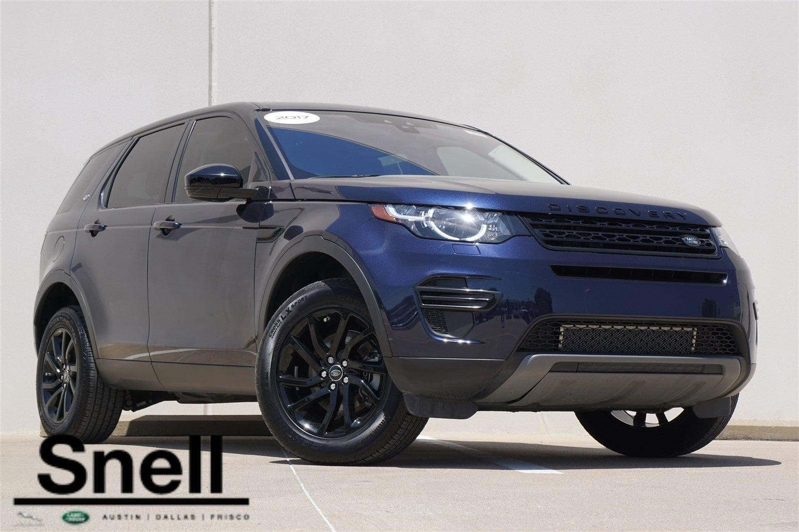 Land Rover Discovery Sport SE 2017