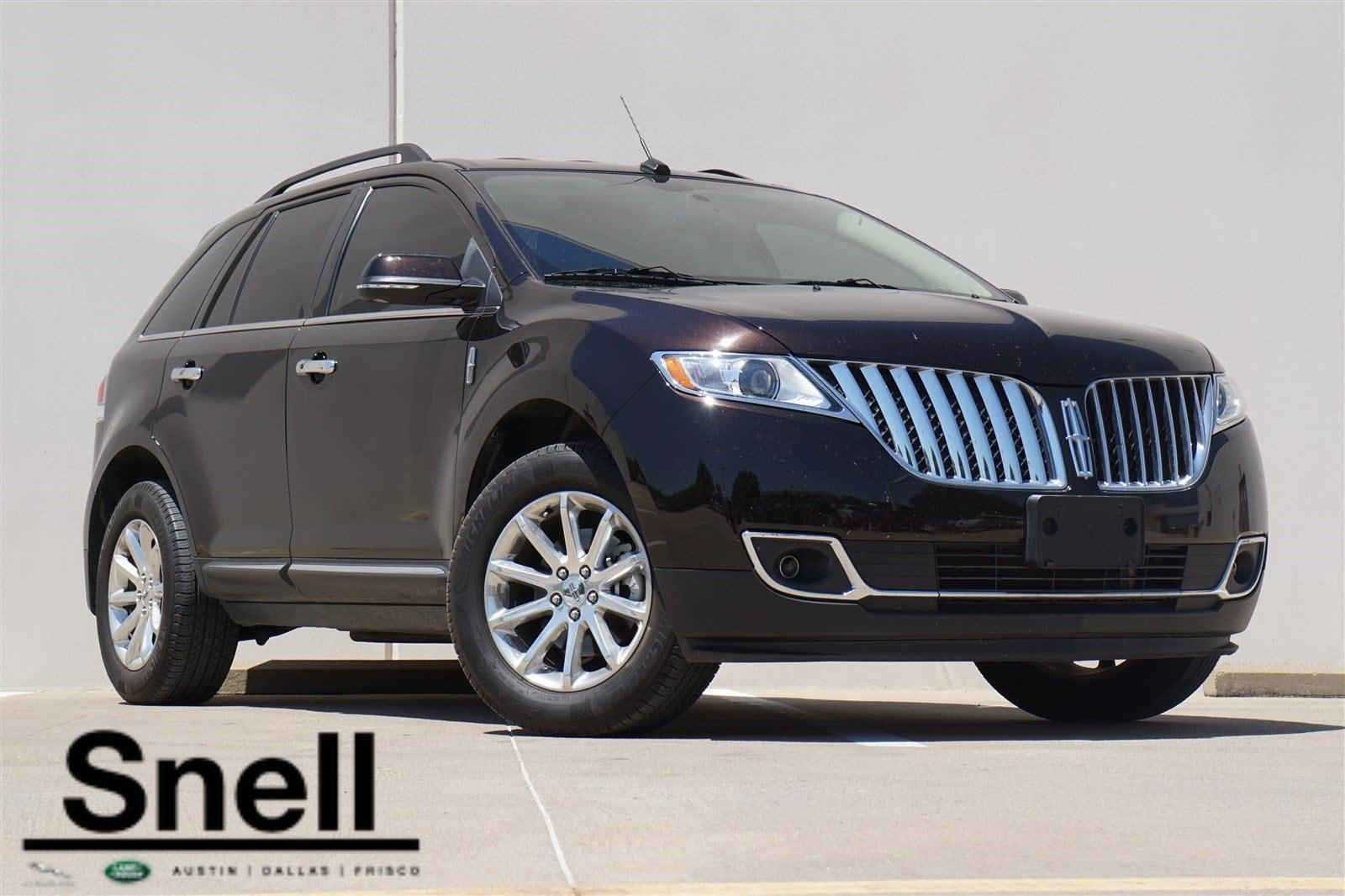 Lincoln MKX Base 2015