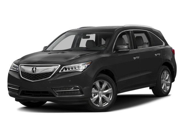 Acura MDX w/Advance/Entertainment 2016