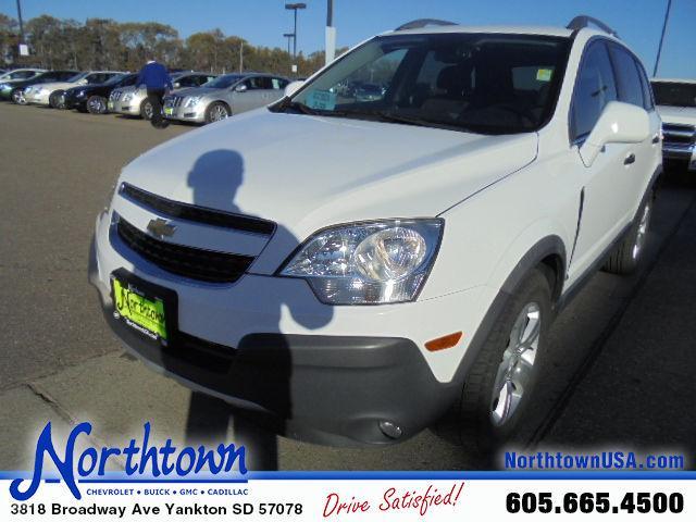 Chevrolet Captiva Sport Fleet 2LS 2013
