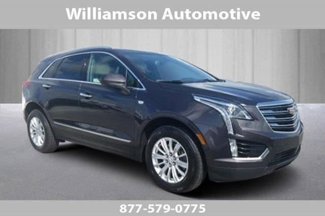 Cadillac XT5 FWD 2017