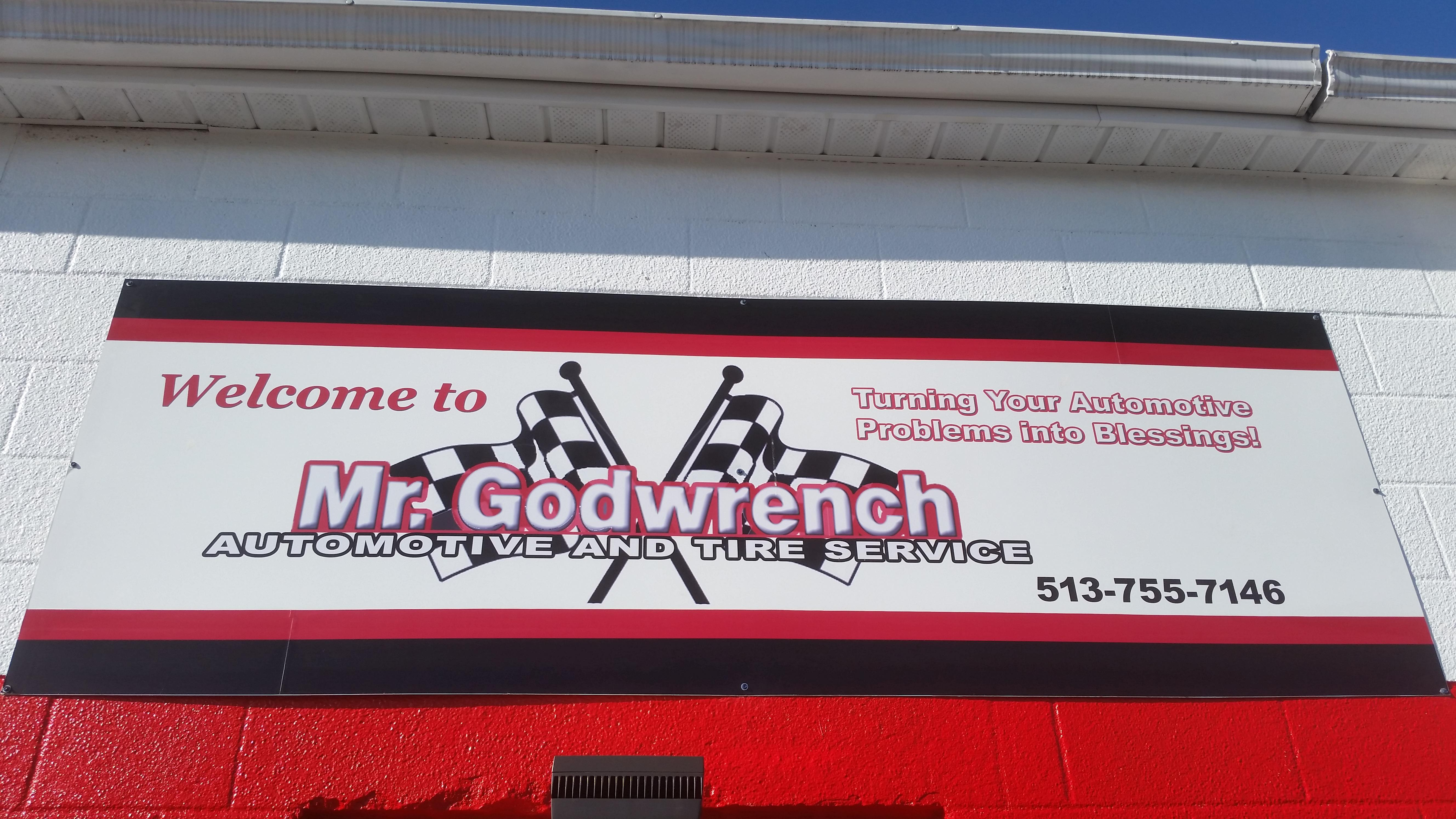 Mr. Godwrench Automotive Service