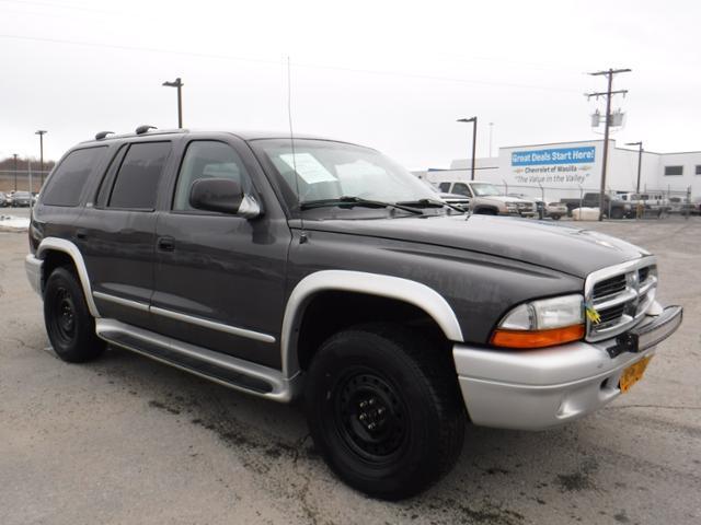 Dodge Durango SLT + 2002