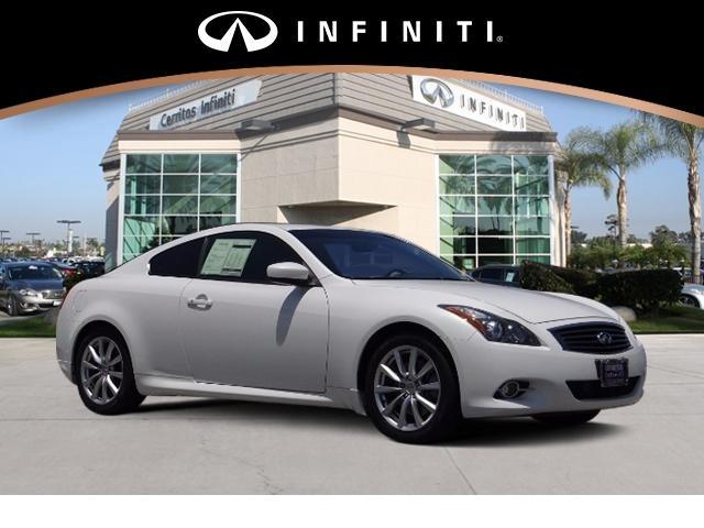 Infiniti G37 Coupe Journey 2013