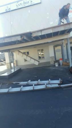 Demo cleanouts trash debris removal ect..