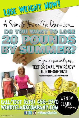 ======Do You Want to Lose 20 Pounds by Summer ?=====