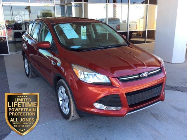 Ford Escape FWD 4dr SE 2015