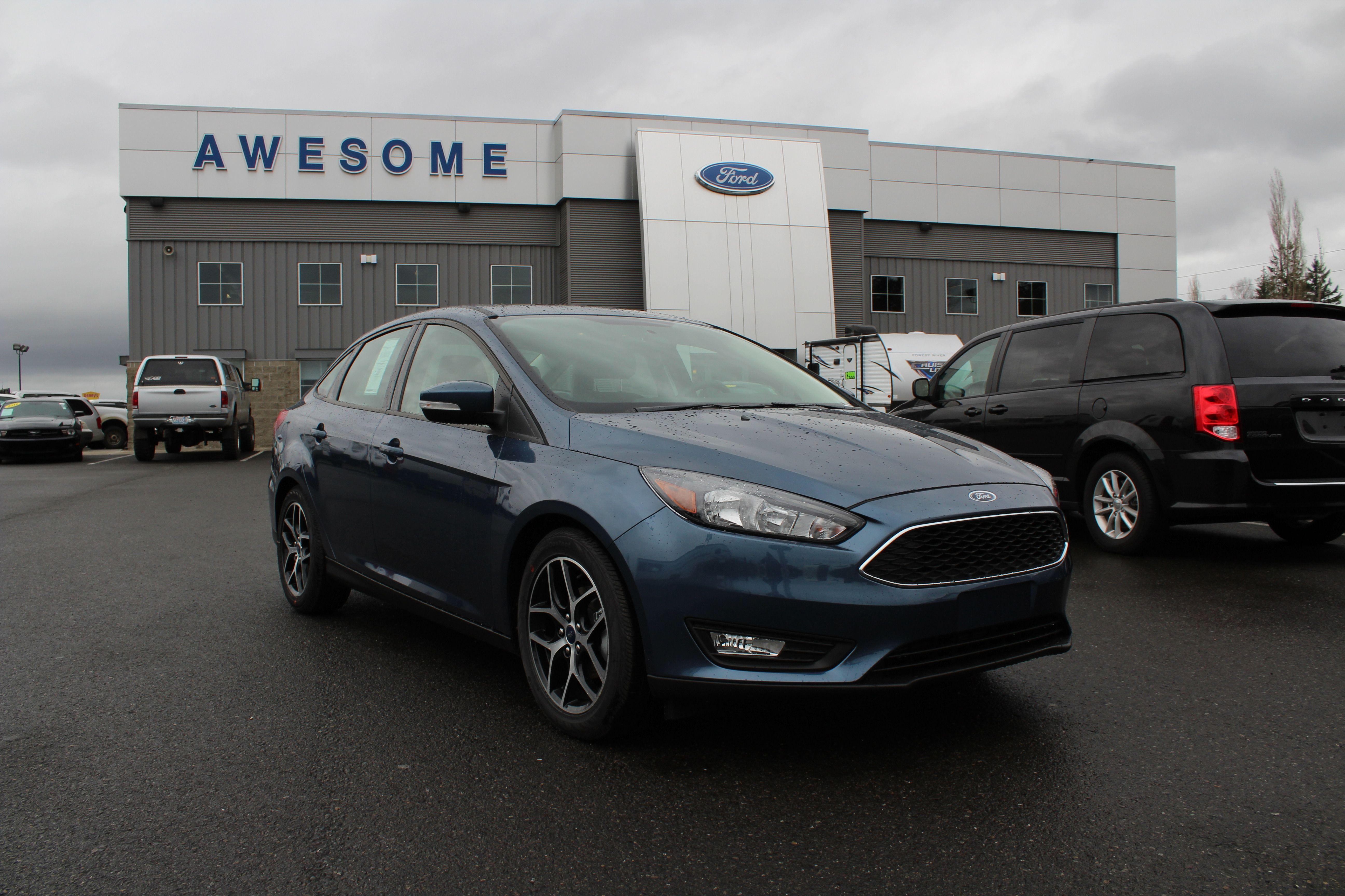 Ford Focus SEL 2018