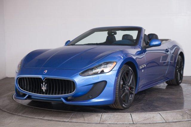 Maserati GranTurismo Convertible  2017