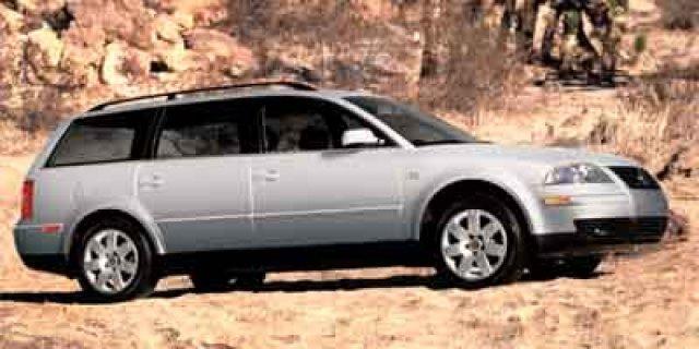 Volkswagen Passat GLS 2003