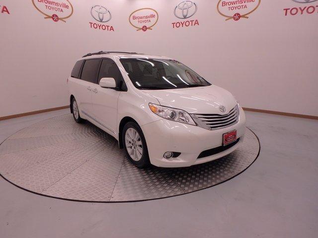 Toyota Sienna Ltd Premium 2014