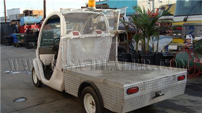 2002 GEM ELECT. CAR
