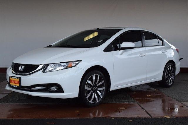 Honda Civic Sedan EX-L 2015