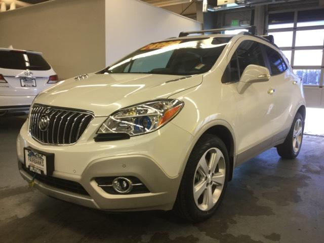 Buick Encore PREMIUM GROUP 2015