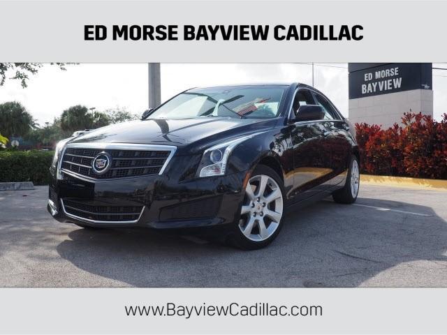 Cadillac ATS 2.0T 2014