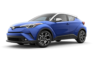 Toyota C-HR XLE Premium 2018