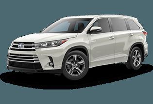 Toyota Highlander Hybrid Limited Platinum 2018
