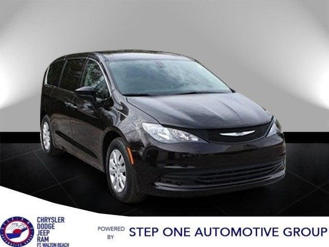 Chrysler Pacifica max 2018