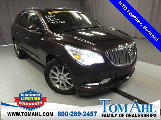 Buick Enclave Leather AWD, Sunroof 2017