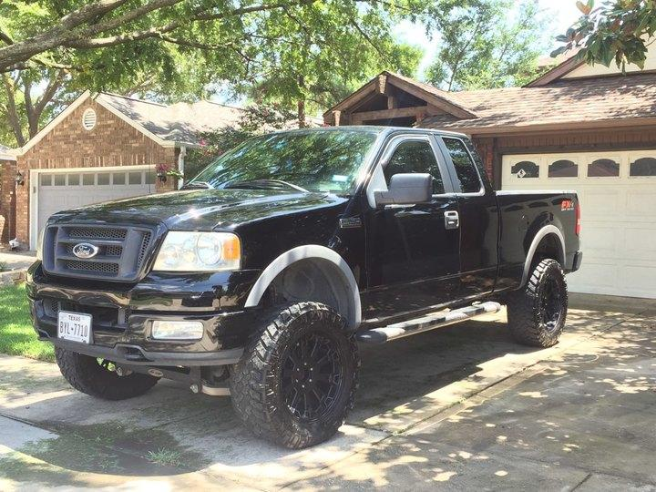 Ford F-150 Supercab 4WD FX4 2005