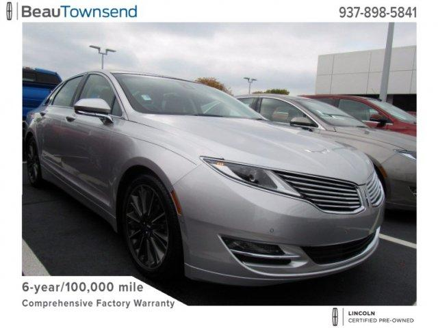 Lincoln MKZ  2016