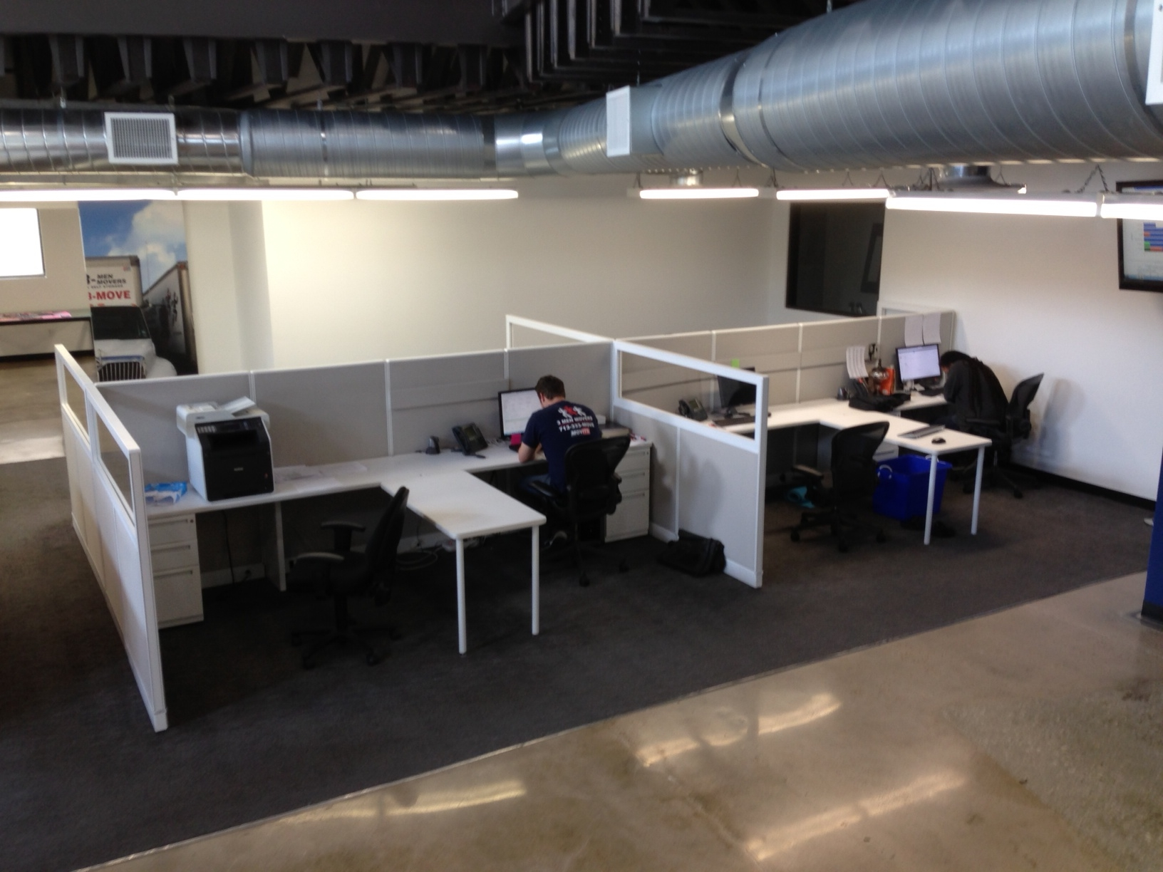 ROSI Cubicles and Office Furniture