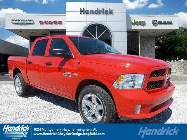 Ram 1500 options 2017