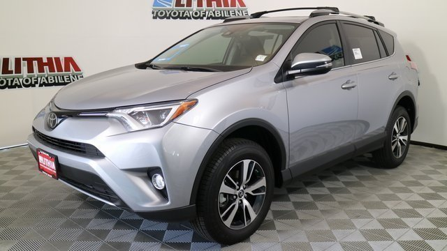 Toyota RAV4 PLUS EXTRA VALUE PKG 2018