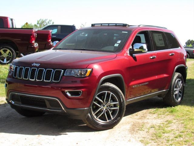 Jeep Grand Cherokee Limited 4x2 2018