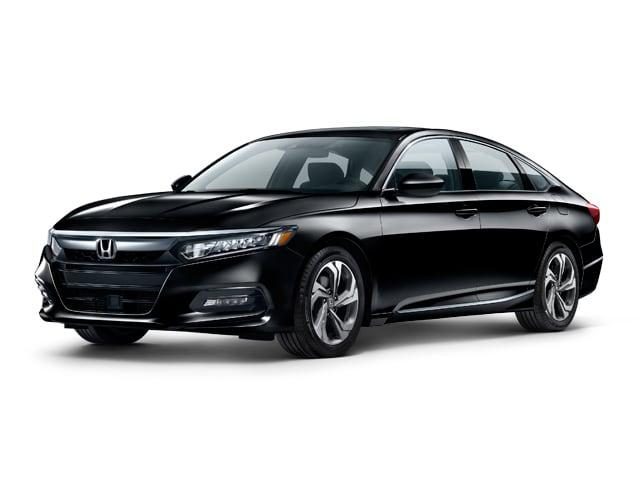 Honda Accord Sedan EX-L w/Navi 2018