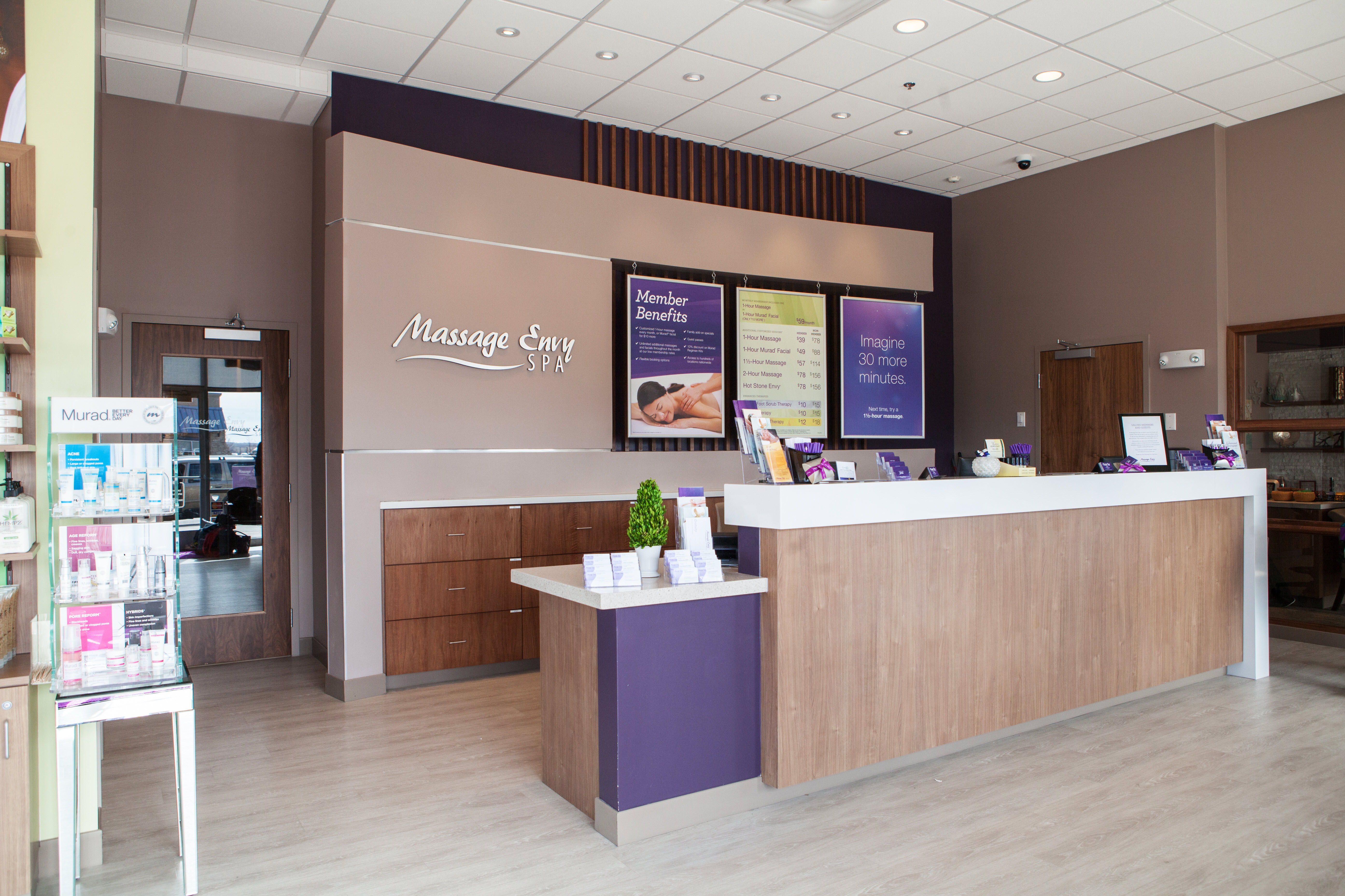 Massage Envy Spa - Cambridge Memorial Drive