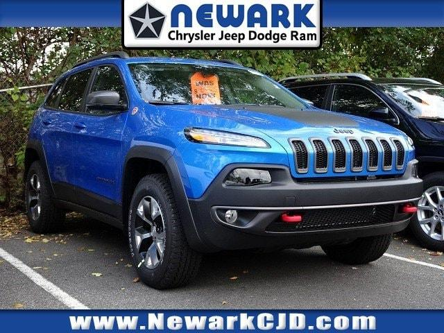 Jeep Cherokee Trailhawk 4x4 2018