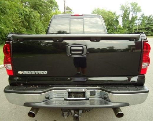 2006 Chevrolet Silverado 1500 4WD
