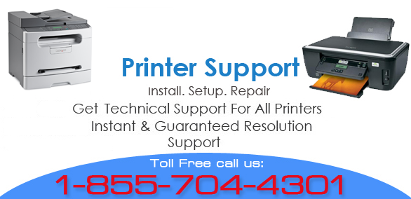 Hp Printer Support Toll Free number 1 (855)-704-4301)