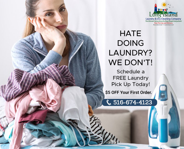 Find Laundry Service Pickup and Delivery