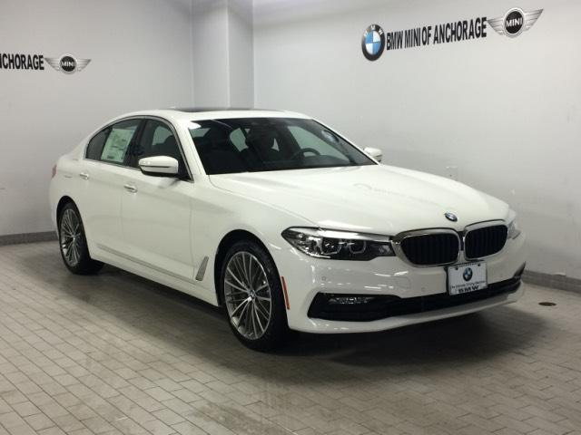 BMW 5 Series XDRIVE 2018
