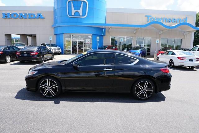Honda Accord Coupe Touring 2017