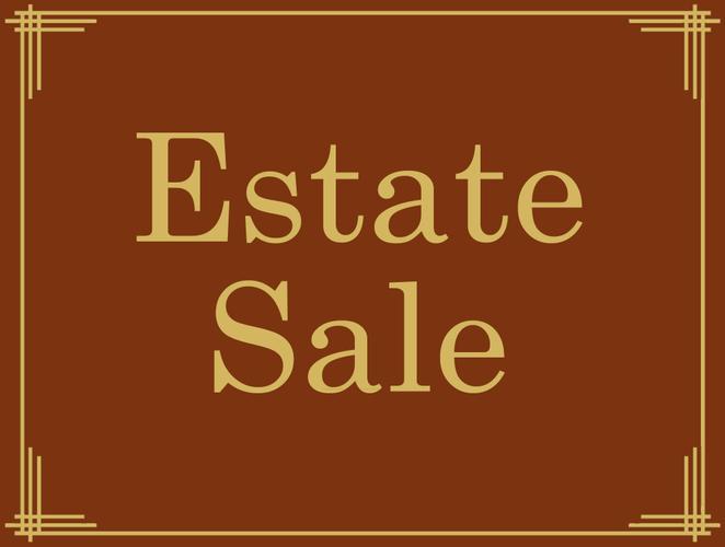 Estate Sale