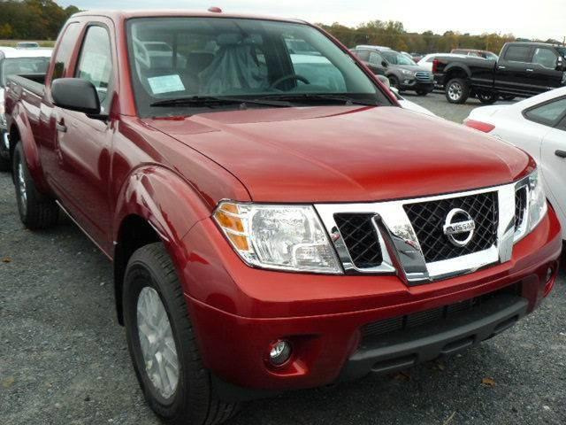 Nissan Frontier King Cab 4x4 SV V6 Auto 2018