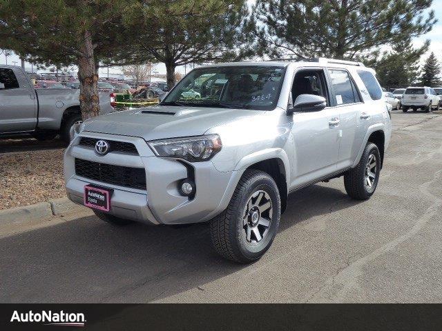 Toyota 4Runner TRD Off Road Premium 2017