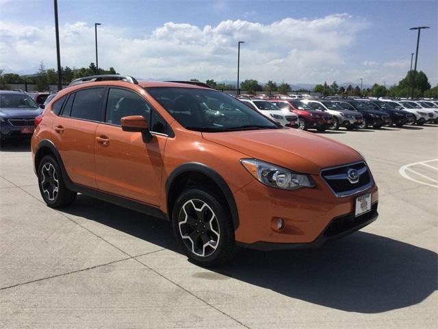 Subaru XV Crosstrek 2.0i Premium 2015