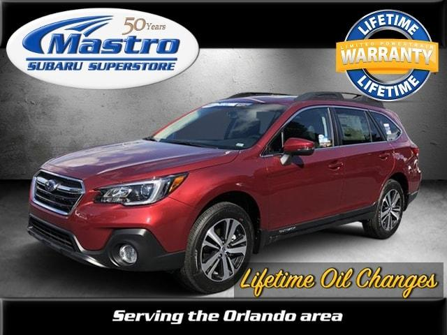 Subaru Outback 2.5i Limited with Starlink 2018
