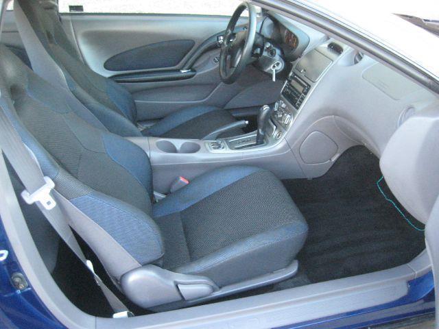 GOOD LOOKING 2001 Toyota Celica GT