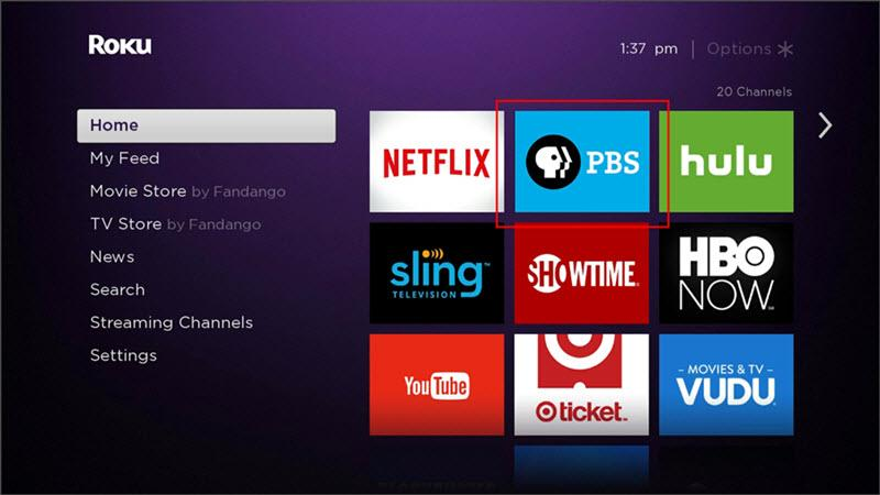 Activate Roku Device