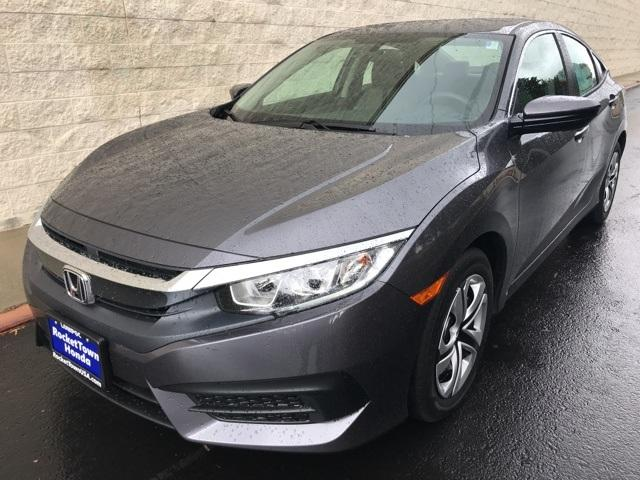 Honda Civic Sedan LX 2018