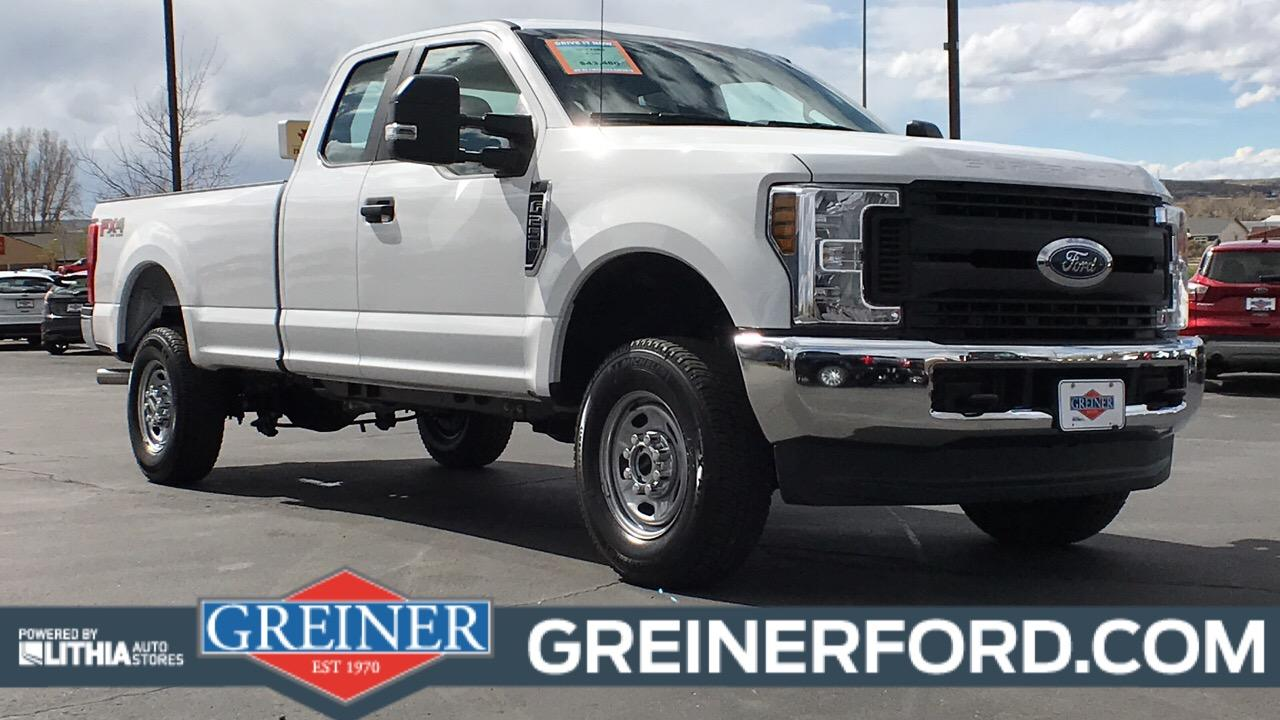 Ford Super Duty F-250 SRW F-250 XL 2018