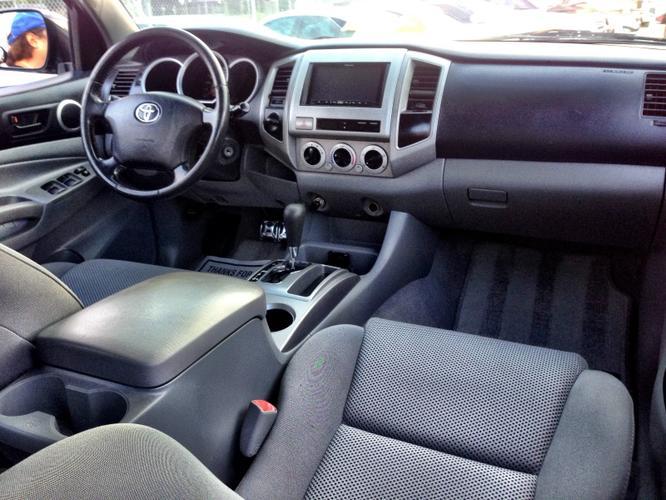 06 Toyota Tacoma Sr5 TRD